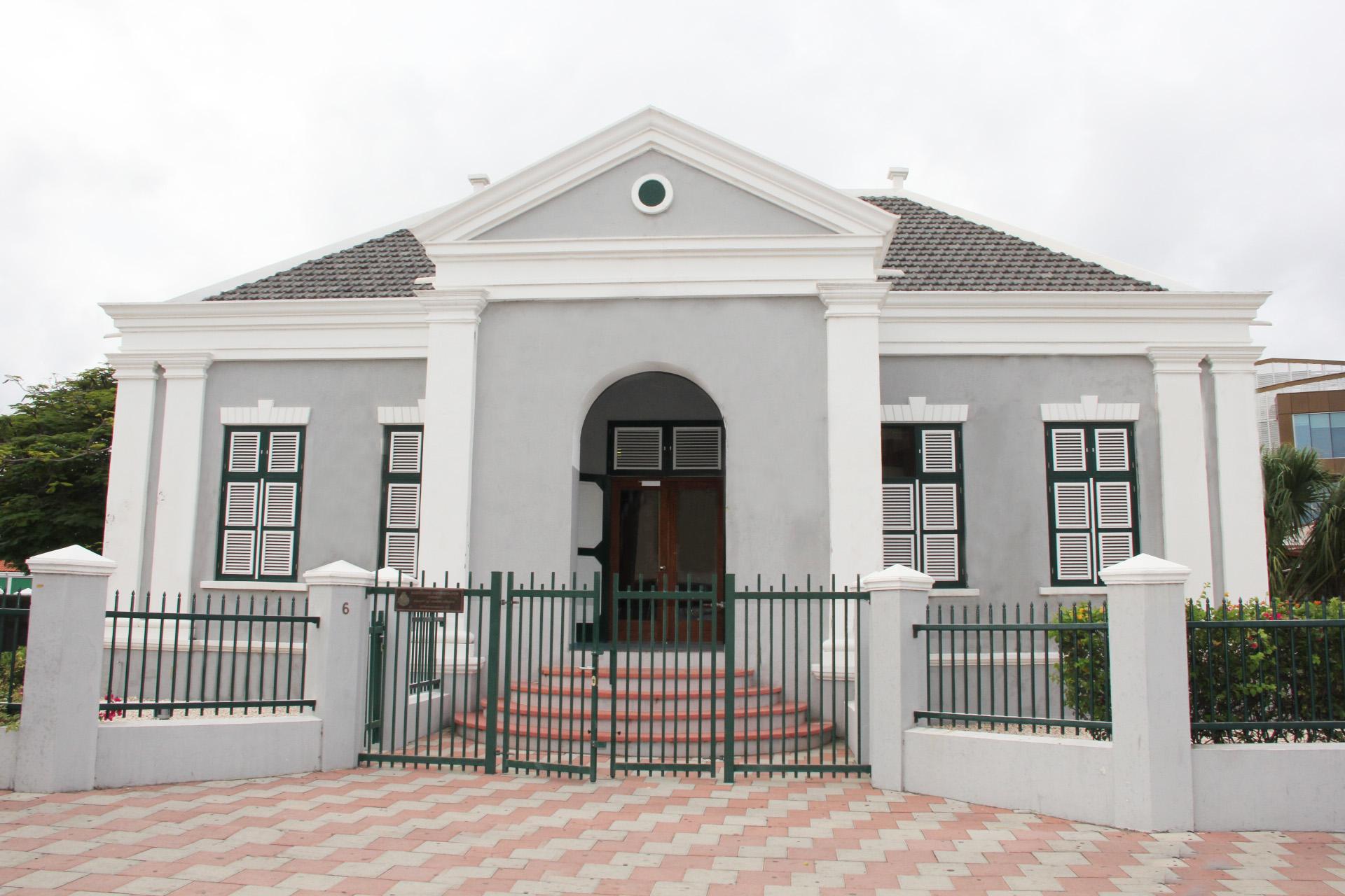 Edificio Algemene Rekenkamer