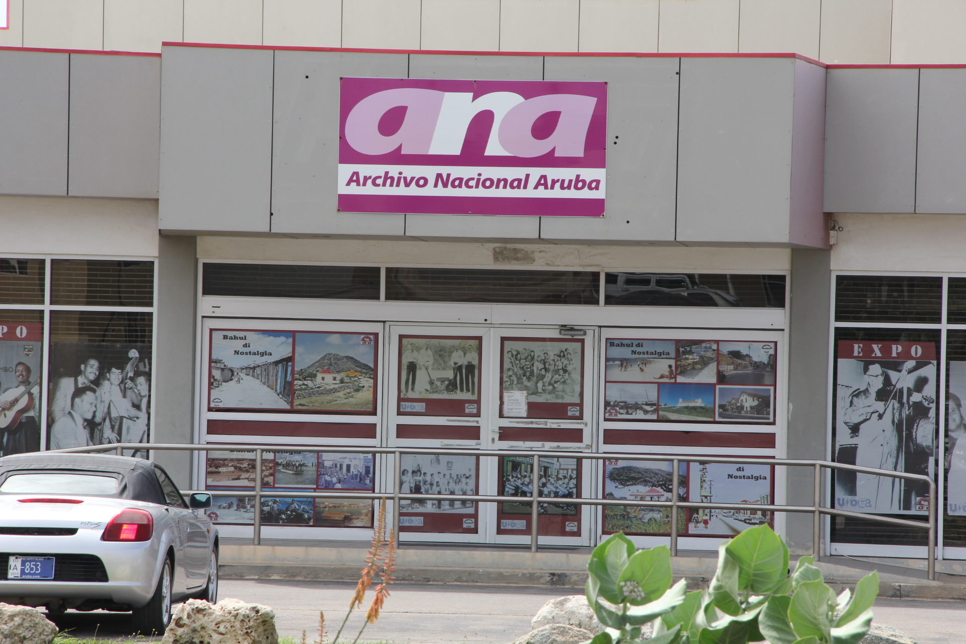 Gbouw Archivo Nacional Aruba (ANA)