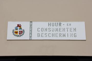 Gebouw Dienst Huur- en Consumentenbescherming