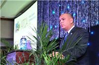 Minister Obuder tijdens ATCA 2012
