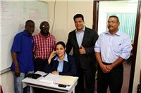 Deelnemers van de Aruba Certification Program