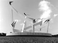 Autonomie monument op Curacao