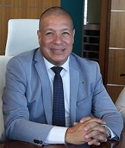 Minister of Justice, Security and Integration, Mr.mr. Andin C.G. Bikker
